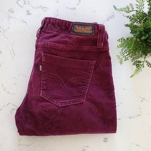 Levi's 535 Women's Skinny Pants